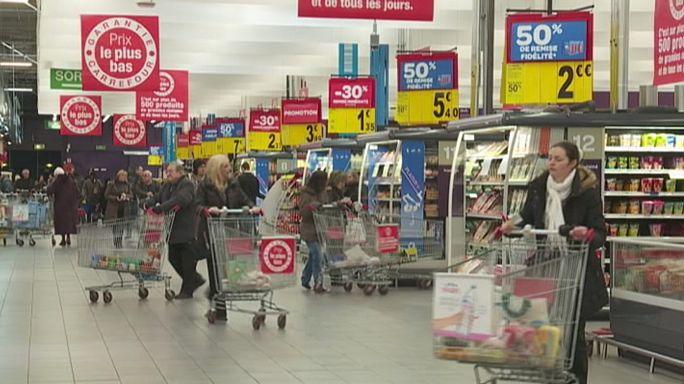 Франция: рекламное противостояниие ритейлеров Carrefour и Intermarché