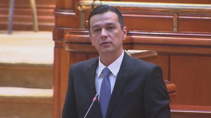 Fracasa la moción de censura contra el gobierno rumano