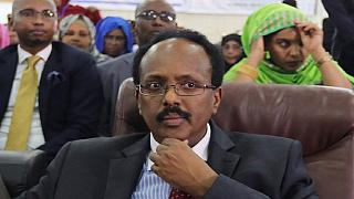 Somali MPs elect former PM, Mohamed Abdullahi Farmajo, as new president