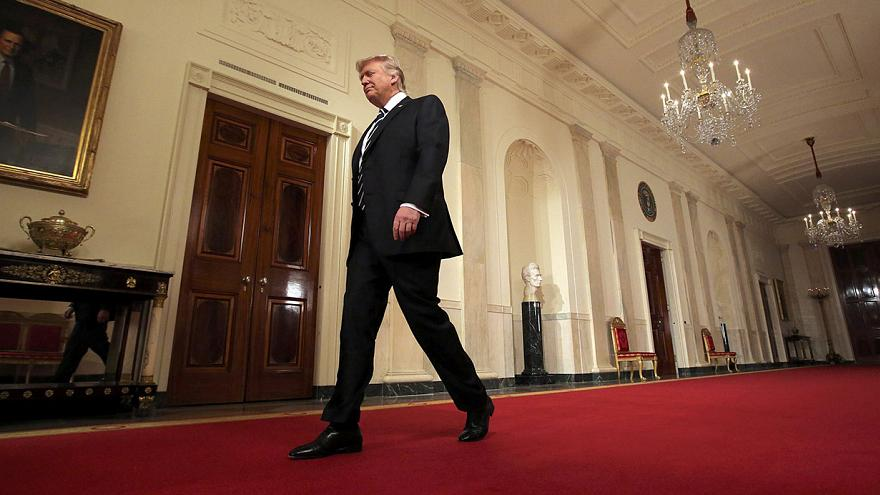 Gölge Başkan Bannon ve Trump'ın tamamlanamayan tartışmalı kabinesi