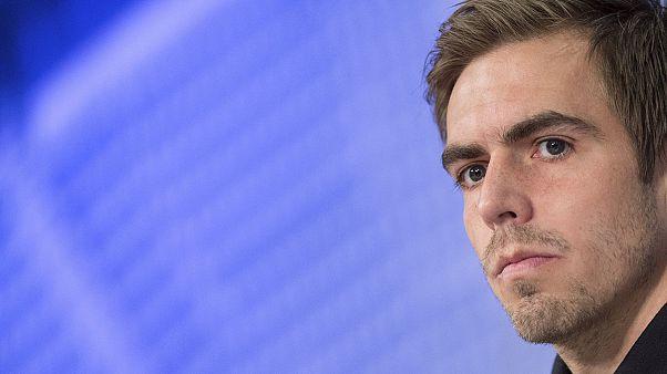 La star du Bayern, Philipp Lahm, prend sa retraite cet été