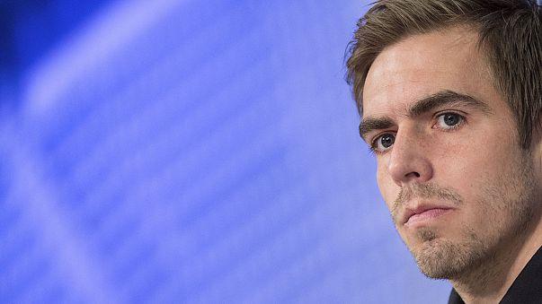 Philipp Lahm surpreende Bayern de Munique com anúncio de saída no final da época