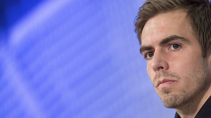 Philipp Lahm announces retirement
