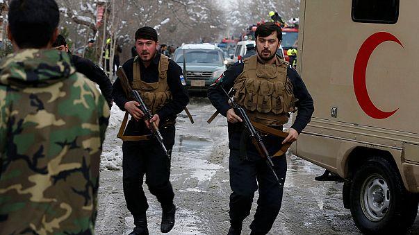 Rotkreuzmitarbeiter in Afghanistan erschossen