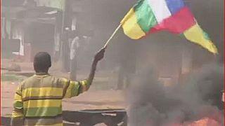 RCA: cinq morts dans des violences mardi à Bangui