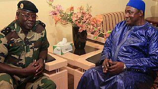 Senegal army chief visits ECOWAS troops, meets President Barrow
