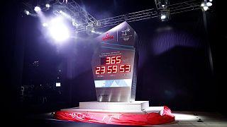 Countdown to Pyeongchang 2018
