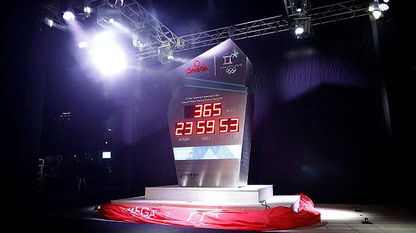 Téli olimpia - Megkezdődött a visszaszámlálás