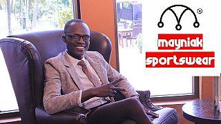 Meet Rashid Zakari: Ghana's youngest sportswear company CEO