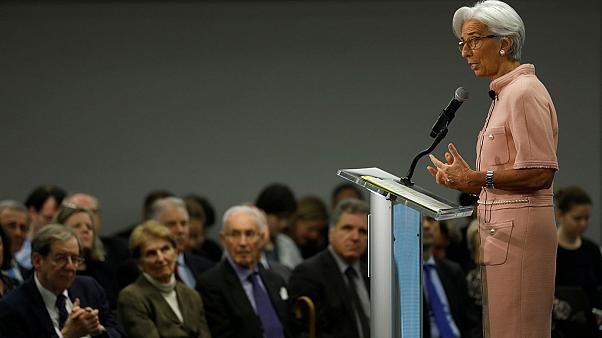 IMF's Lagarde: More economic transparency means more prosperity