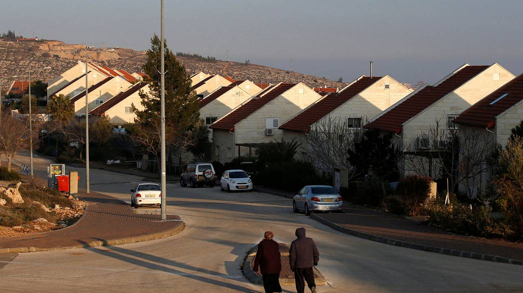 Rights groups challenge controversial new Israeli settler law