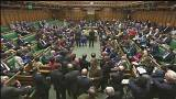 Brexit bill backed by parliament