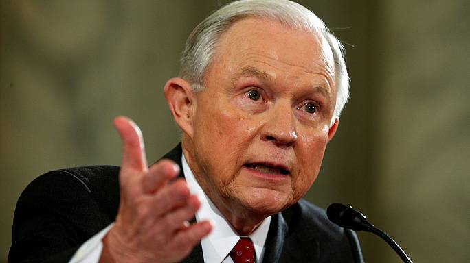 Sessions made US Attorney General