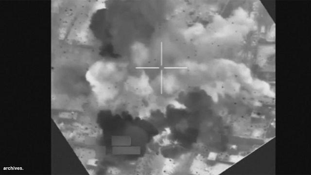 """Сирия: ВВС США уничтожили 11 боевиков """"Аль-Каиды"""""""