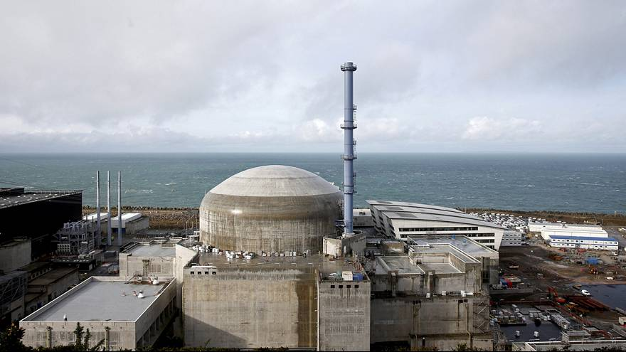 Explosion at Flamanville nuclear power plant, several people injured