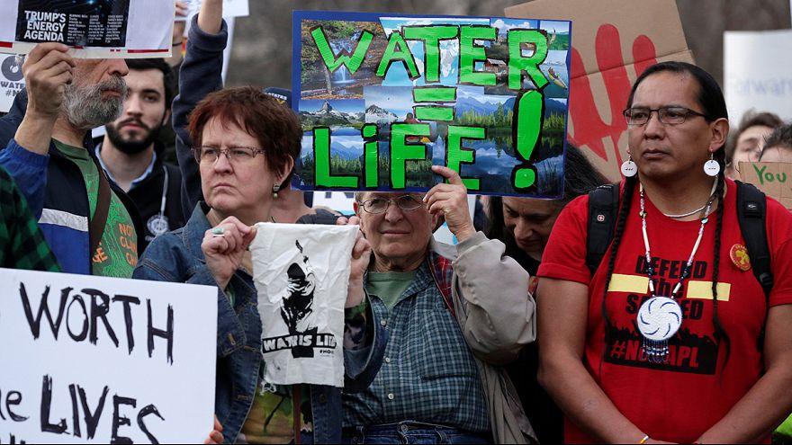 US-Armee macht den Weg frei für Pipeline in North Dakota