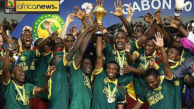 Golden journey of Broos and his 23 Cameroonian 'friends' at AFCON 2017