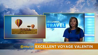 The perfect African valentine [Travel on The Morning Call]