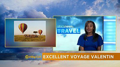 Un large choix de destinations touristiques s'ouvre à vous en ce mois de février qui célèbre l'amour
