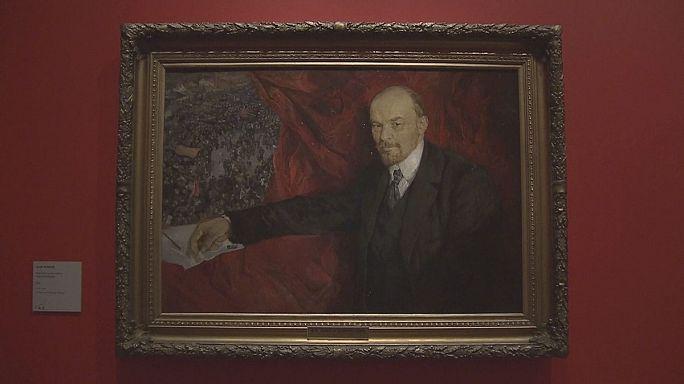 Királyi kiállítás Londonban az orosz forradalom 100. évfordulójára