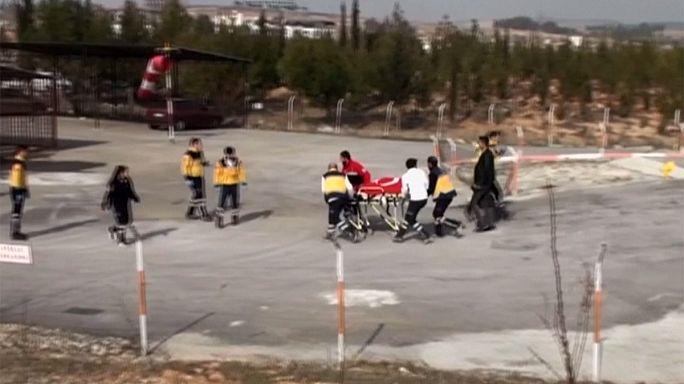 Три турецких солдата погибли в результате российского авиаудара в Сирии