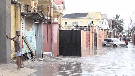 At least two deaths recorded in Kinshasa floods [no comment]