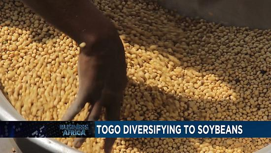 Togo diversifying to soybeans and Zimbabwe introduces new food tax
