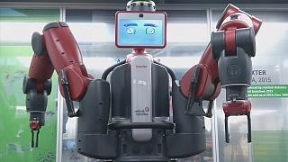 Londres : les robots... à travers les siècles