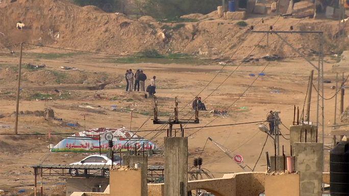 """تنظيم"""" ولاية سيناء"""" يتبنى عملية قصف منتجع ايلات جنوب اسرائيل"""