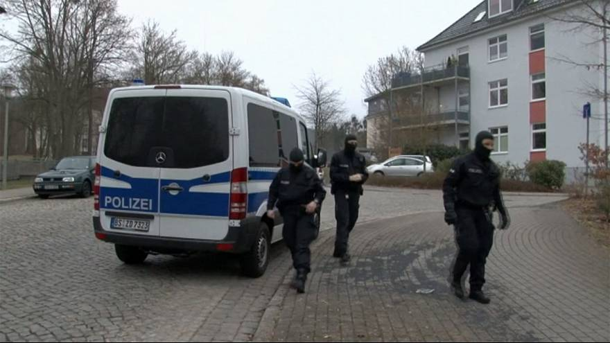 Islamic terror plot thwarted after raids, say German police