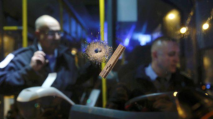 Izraeli piacon lövöldözött a palesztin támadó
