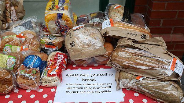 Image: Free bread