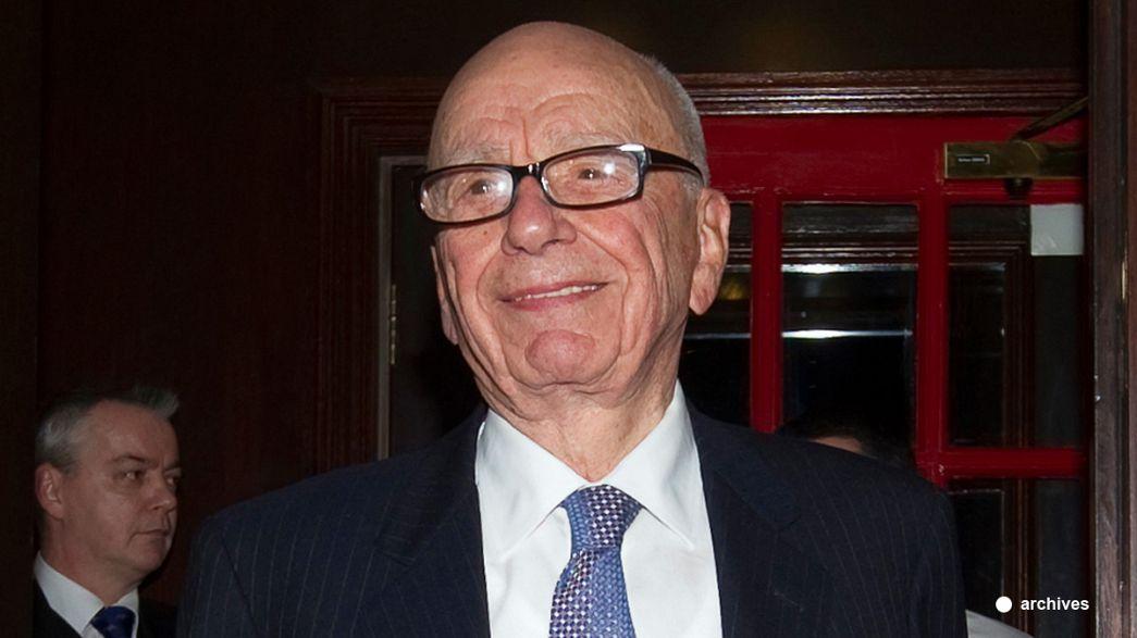 Rupert Murdoch 'in the room' for Trump interview