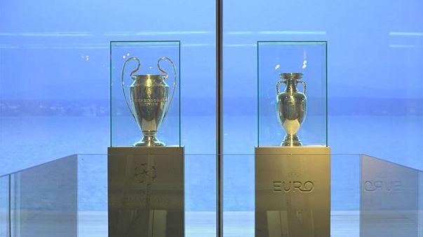 EM-Ausrichtung 2024: UEFA-Boss hofft auf Konkurrenz für Deutschland