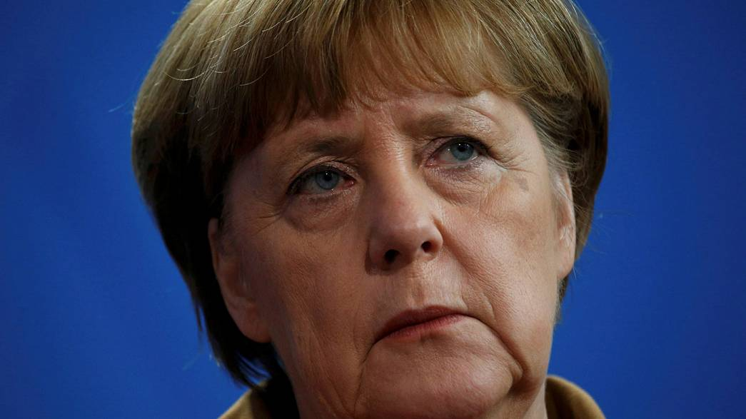 Germany's Merkel pushes for faster deportations of failed asylum seekers
