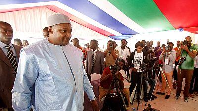 La Gambie ne sortira pas de la CPI, selon Adama Barrow
