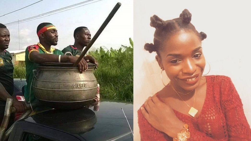 How a 2016 song 'dans la sauce' lit up Cameroon's AFCON triumph