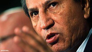Arrest warrant for Peru ex-president Toledo over bribery claims