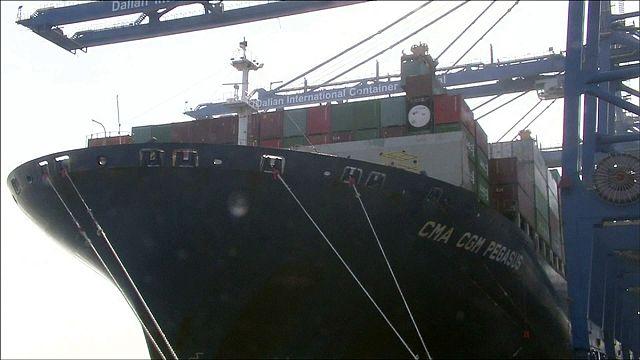 Repunte de las exportaciones chinas en enero, así como de las importaciones