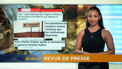 Revoir la revue de presse du 10-02-2017 [The Morning Call]