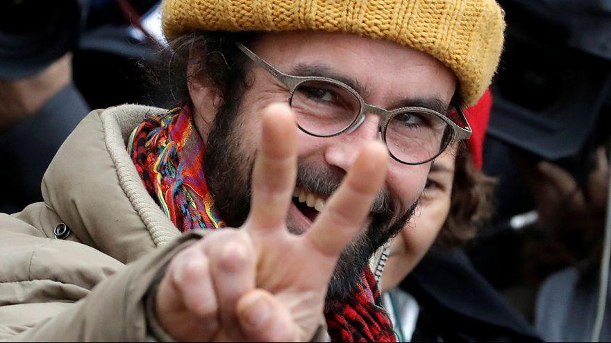 Hero Herrou - the farmer arrested for helping migrants - defiant after verdict