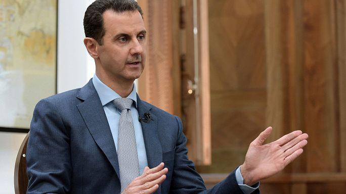 """Assad nennt Bericht zu Exekutionen in Syrien """"Fake News"""""""