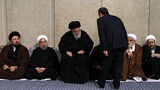 آیا سخنرانی احمدینژاد در مسجد ابوذر حاوی پیامی است؟