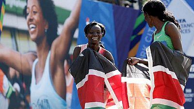 Kenya's Jepchirchir sets new world record in women's half marathon