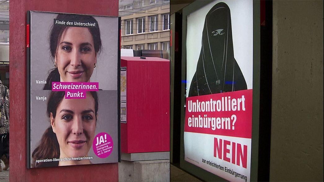 Swiss prepare to vote in citizenship referendum for third-generation immigrants