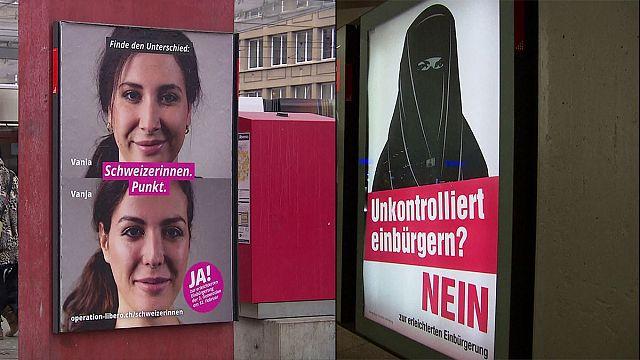 Referendum in der Schweiz über erleichterte Einbürgerung