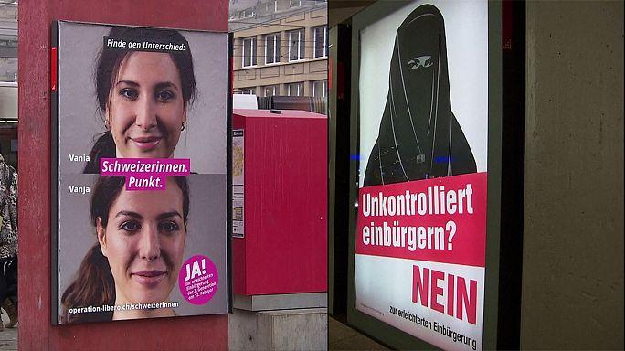 Harmadik generációs bevándorlók állampolgárságáról szavaznak Svájcban