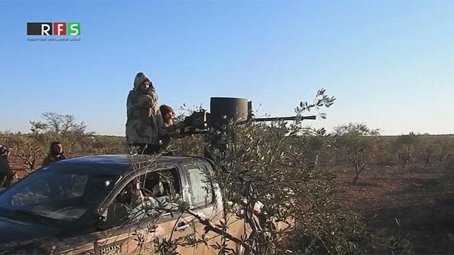 Russia intervenes to stop Syrian army and rebels fighting