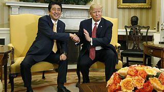 Визит японского премьера в США: встреча в Вашингтоне и уик-энд во Флориде