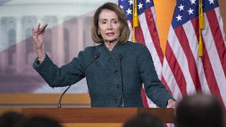 Pelosi says Republicans will oppose Trump if he declares a national emergency over wall